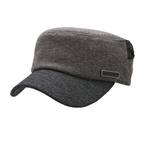 SMITH BRIDGE MILITARY CAP 007 (GY)