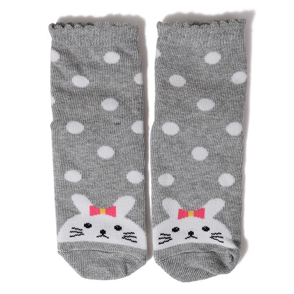 JOIEBETE KIDS SOCKS 727 (GY) -키즈